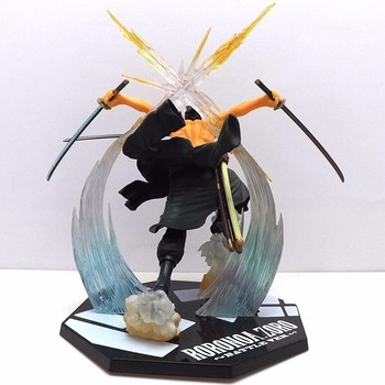 15 cm Boyutu Kutulu Anime One Piece Figuarts ZORO PVC Action Figure Koleksiyon Model Oyuncak